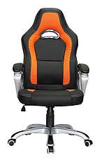 Детское компьютерное кресло Barsky Sportdrive Game Orange SD-14, фото 2