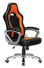 Детское компьютерное кресло Barsky Sportdrive Game Orange SD-14, фото 3