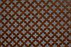 Панель (решетка) декоративная перфорированная, 1390 мм х 680 мм, фото 8