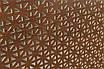 Панель (решетка) декоративная перфорированная, 1390 мм х 680 мм, фото 9
