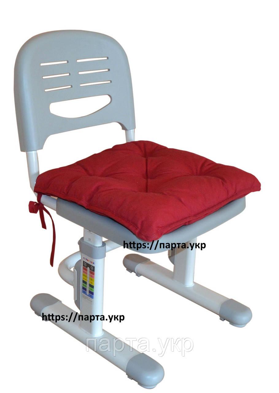 Детский стул растущий + подушка, разные цвета