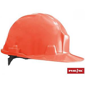Защитная каска из полипропилена (РР) высокой плотности М215-ORANGE
