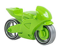 """Авто """"Kid cars Sport"""" игрушечный спортивный мотоцикл, 10см, ТМ Wader, 39535"""