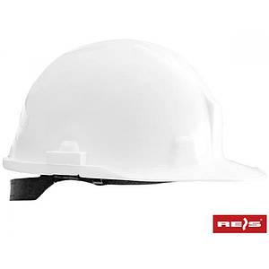 Защитная каска из полипропилена (РР) высокой плотности М215-WHITE