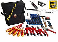 НЭУ-101Ф Набор инструментов электромонтера (22 предмета)