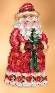 Christmas Cheer Santa by Jim Shore (2013)