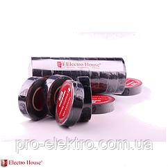 EH-AHT-1804 Черная изолента 11м 0,15мм х 18мм