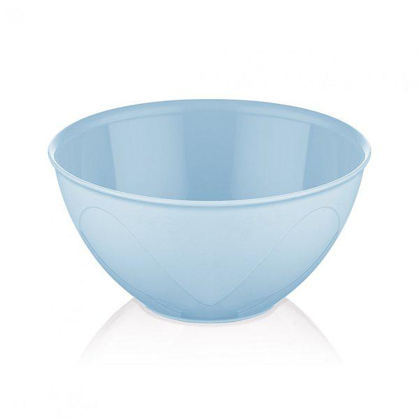 Салатник пластик BAGER BG-295 B BLUE/23.5 см (BG-295 B)