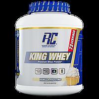 Сывороточный протеин King Whey 2270 гр