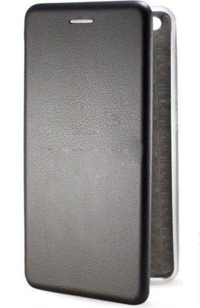 """Чехол-книжка """"Kira Slim"""" Samsung J320 Чёрная"""