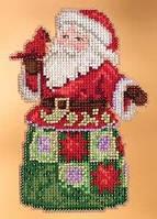 Festival Friends Santa by Jim Shore (2013)