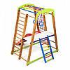 Детский спортивный уголок для дома Кроха - 2 Plus 2 SportBaby, фото 2