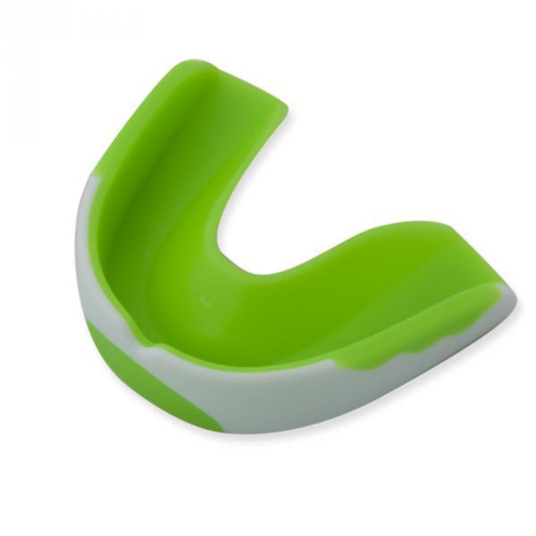 Капа одинарна зелено-біла Europaw