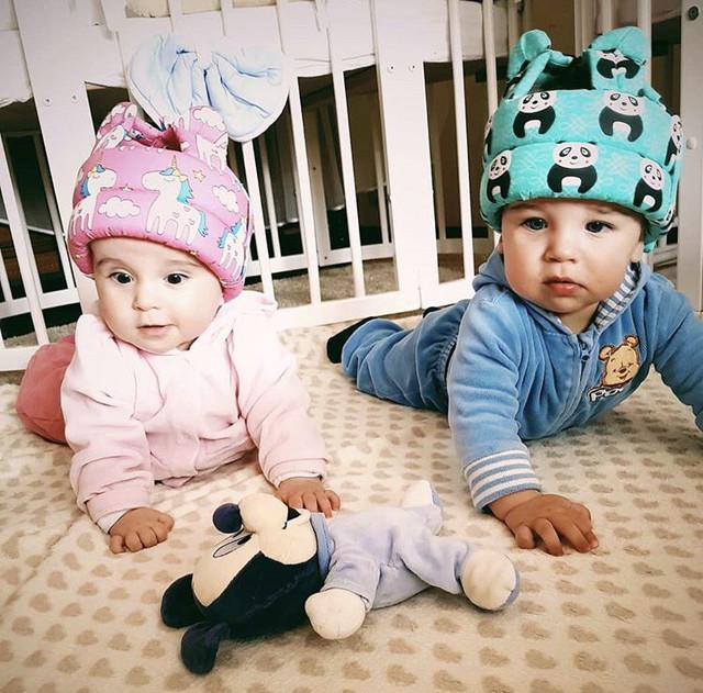Защитные шлемы для детей