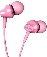 Remax RM-501 Earphone Pink