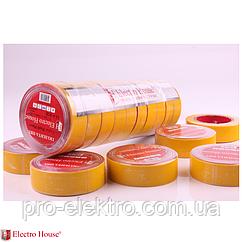 EH-AHT-1806 Желтая изолента 11м 0,15мм х 18мм