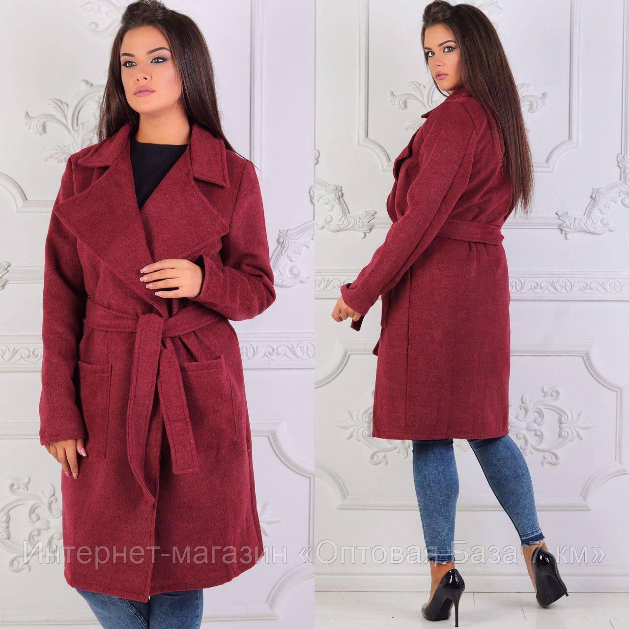ff4b768c25d Пальто женское демисезонные кашемировые (р.р. 42 44 46 48) Украина ...