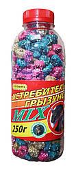 Истребитель грызунов гранула микс 250 гр (банка) от крыс и мышей