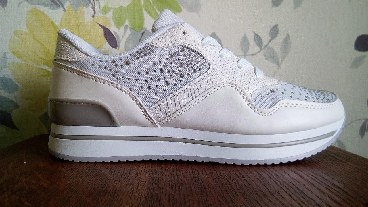 74af16c39993 Кроссовки женские белые 37 размер