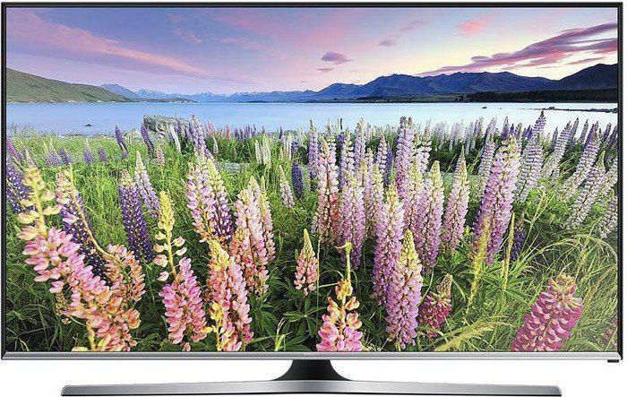 Телевизор Samsung UE43J5550 (400Гц, Full HD, Smart, Wi-Fi)
