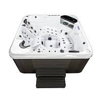 Гидромассажный бассейн IQUE Dreamline-II 2200-II-DD-BPM (WiFi+MICROSILK) (220х220х96), фото 1