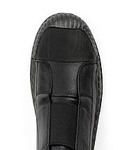 Оригинальные Ботинки Мужские AW18 DEVERGO Comet DE-CF8001LE 18FW BLK Черные, фото 3