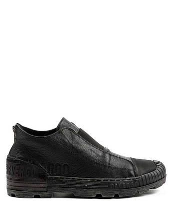 Оригинальные Ботинки Мужские AW18 DEVERGO Comet DE-CF8001LE 18FW BLK Черные, фото 2