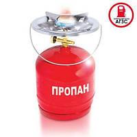Комплект газовый кемпинговый INTERTOOL GS-0005