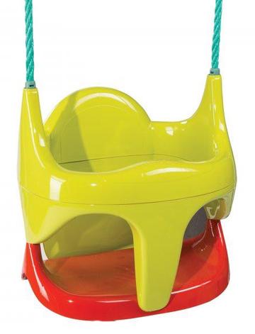Гойдалка дитяча підвісна 2в1 Smoby (310194) з захистом