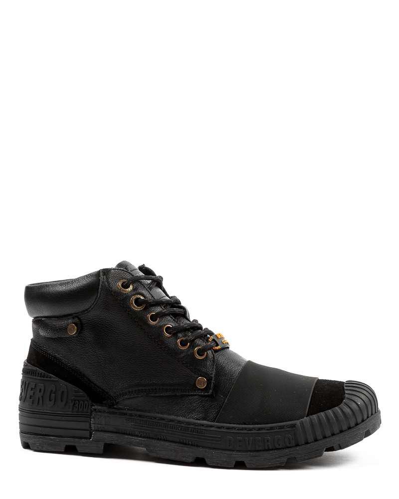 Оригинальные Ботинки Мужские AW18 METEOR DE-CF8020LE 18FW ANT Черные