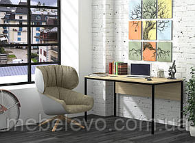 стол письменный L-3p 750х1380х700мм Loft Design