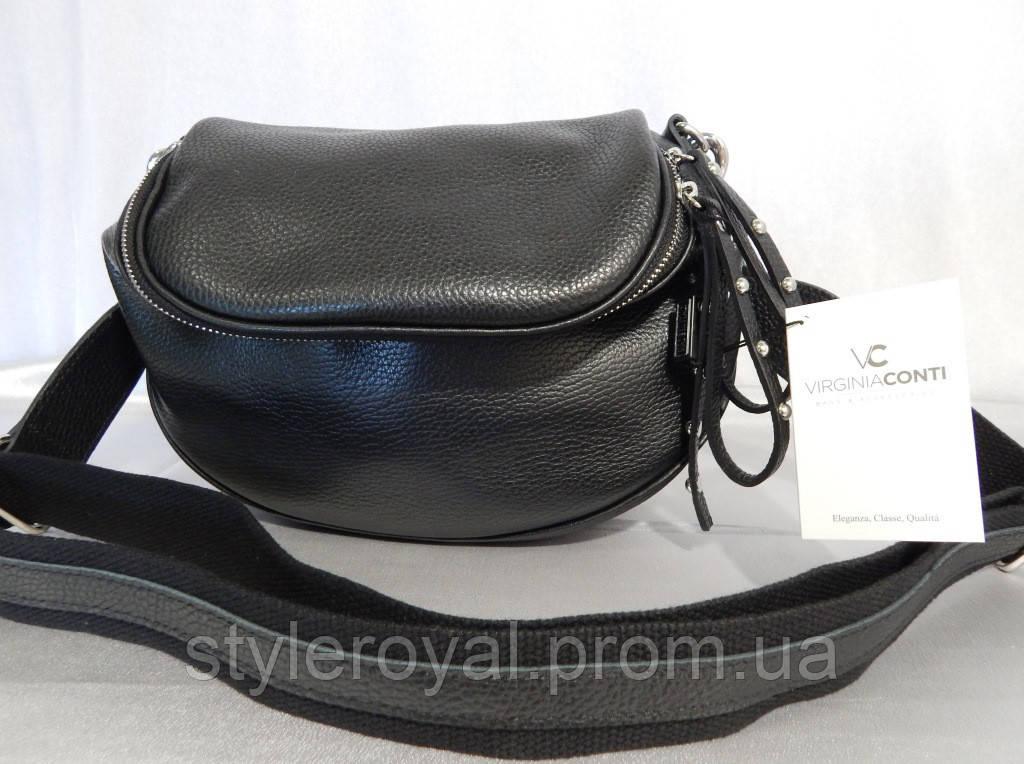 45c502d8151a Купить сейчас - Кожаная женская сумка кросс-боди: 1 400 грн. - Сумки ...