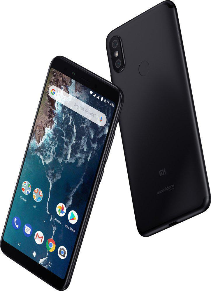 Смартфон Xiaomi Mi A2 64GB Global Version Оригинал Гарантия 3 / 12 месяцев