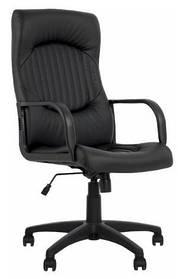 Кресло офисное Gefest KD plastic механизм Tilt крестовина PL64 экокожа Eco-30 (Новый Стиль ТМ)