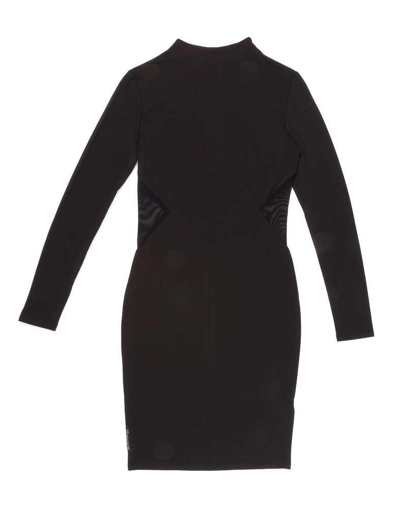 Оригинальное Платье Женское AW18 DEVERGO 2D821594DR0201 Black Черное
