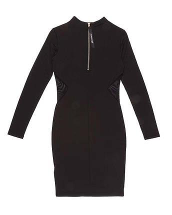Оригинальное Платье Женское AW18 DEVERGO 2D821594DR0201 Black Черное, фото 2