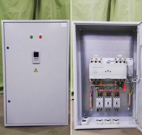 Шафа АВР 32А, 2 введення, IP31