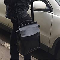 Рюкзак , сумка Трансформер в натуральной коже , кожаные сумки Украина
