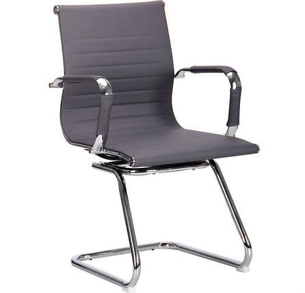 Кресло Slim CF (XH-632C) серый, фото 2