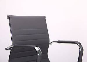 Кресло Slim CF (XH-632C) серый, фото 3