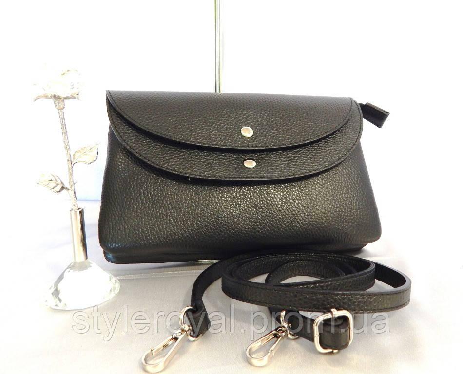 21ff6c568bd8 Кожаный клатч Virginia Conti: 1 280 грн. - Сумки, чемоданы Киев ...