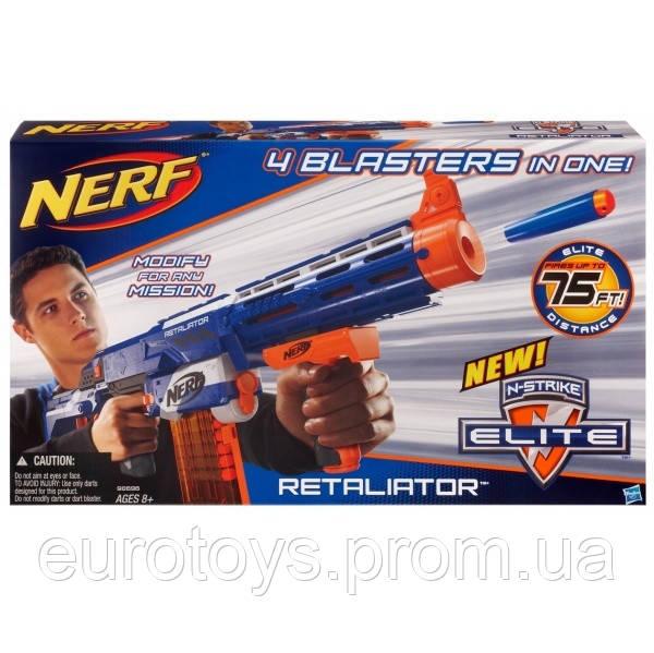 "Hasbro NERF Бластер ""Элит Риталиэйтор"" (98696)"