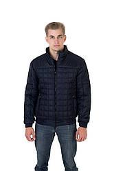 Куртка мужская демисезонная 24760, (Синий)