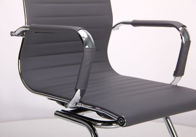 Кресло Slim CF (XH-632C) серый (Фото 6)