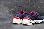 Кроссовки Nike М2K Tekno (синие) , фото 2