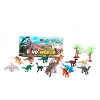 """Набір фігурок """"Динозаври"""" 330-82 в кульку, 19-21-5 см."""
