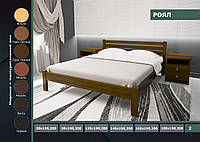 Деревянная кровать Роял МФ Гермес