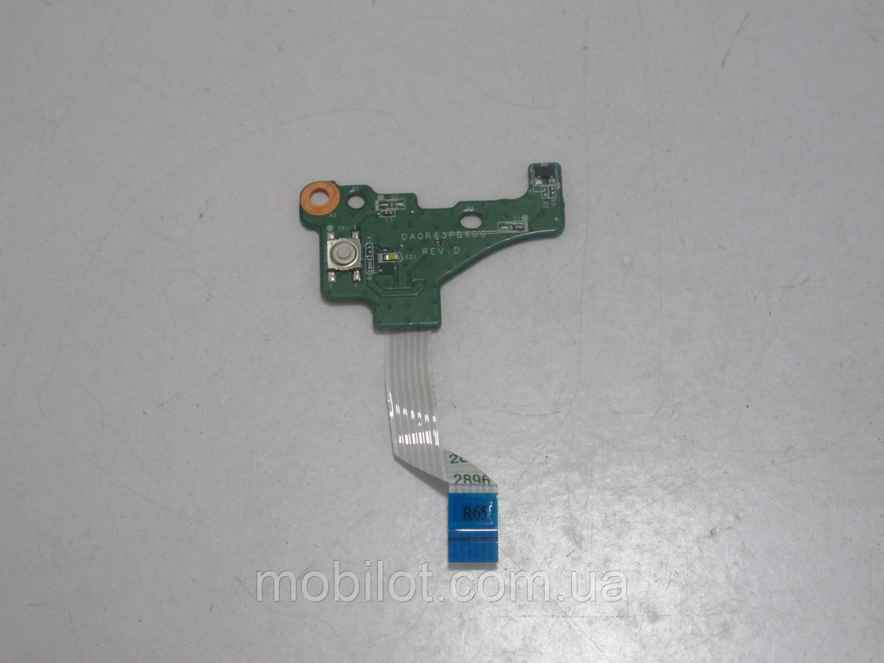 Кнопка включения HP 15-e080sr (NZ-7281)