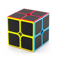 Кубик Рубика 2x2 MoYu MF2 Carbon