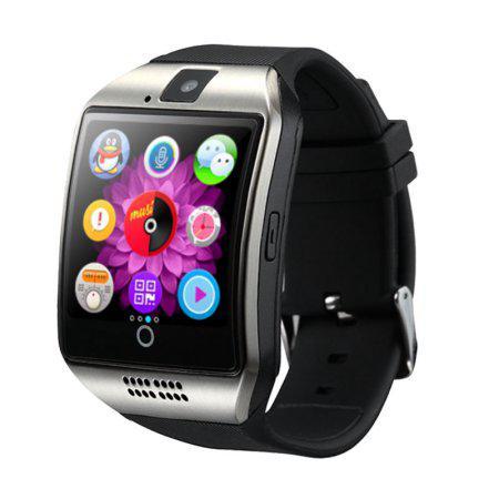 Часы Smart Watch Q18 Gsm/Bluetooth/камера black